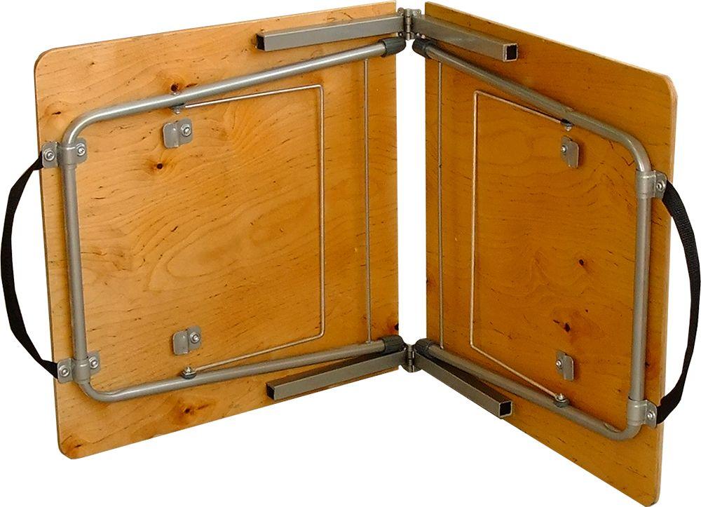 Походный складной стол из своими руками
